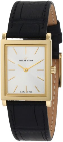 Pierre Petit Women's Quartz Watch Nizza P-790C with Leather Strap