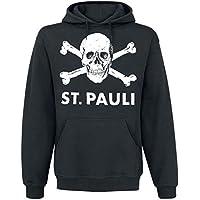 FC St. Pauli Totenkopf I Kapuzenpullover Herren
