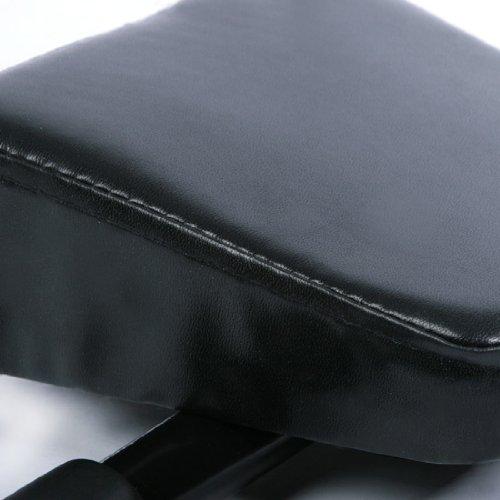 Bauchtrainer / Bauchmuskeltrainer Fitnessgerät für Sit-Ups Rückentrainer - 4