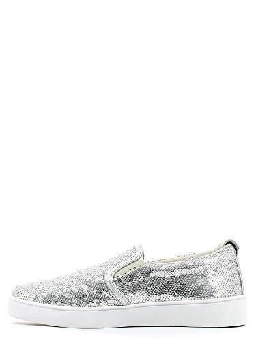 Guess FLGLO1 SAT12 Slip-on Donna Argento