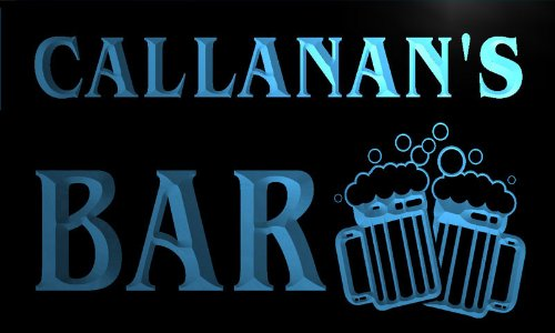 w013872-b-callanan-name-home-bar-pub-beer-mugs-cheers-neon-light-sign