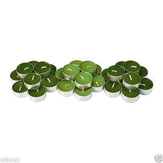 Ikea 202.363.61 Sinnlig Scented Tea Light, Apple Green