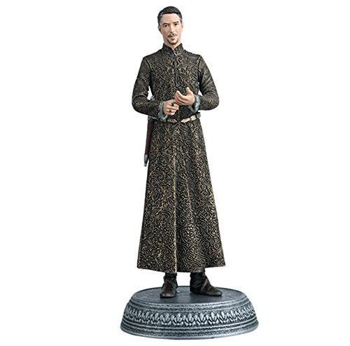 Statue des Harzes. Game of Thrones Collection Nº 6 Petyr Baelish