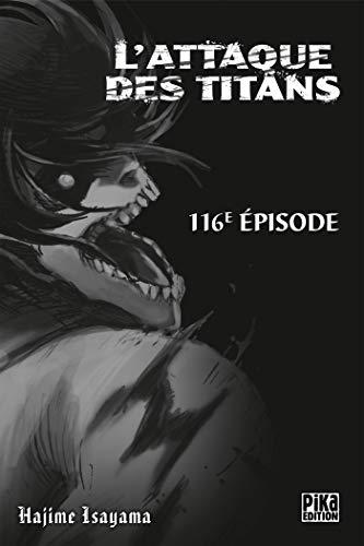 L'Attaque des Titans Chapitre 116 par  Pika