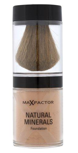 Max Factor Natural Minerals, Fondotinta - 80 Bronze