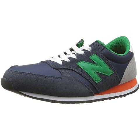 New Balance U420 D 14E 357141-60 - Zapatillas para hombre, color varios colores, talla 40.5