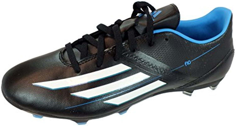 adidas F10 TRX FG Black f32692, hombre, Schwarz (Black/Solar Blue/Running White), 46