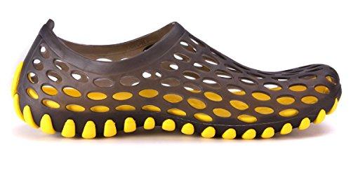 Qiucdz Wasser Schuhe Männer und Frauen Strand Casual Breathable Schwimmen Sandalen Outdoor Schuhe Rot