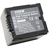 Artículo 1100mAh (7.2V) compatible con PANASONIC NV-GS10 / NV-GS17 / NV-GS17EG etc. CGA-DU07 / CGA-DU12 / CGA-DU14 / CGA-DU21, VW-VBD070, VW-VBD140