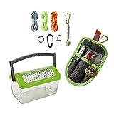 HABA 300319 - Terra Kids Forschertasche (Forschertasche + Insektenbox +...