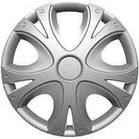Sakura 14-inch Dynamic Wheel Trims - Silver preiswert