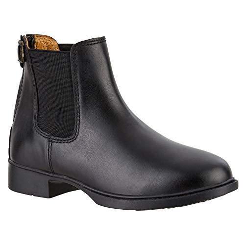 SUEDWIND FOOTWEAR Stiefelette »Kids Jodhpur BZ« mit Reißverschluss Hinten. Bequeme Boots aus...
