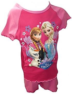 Disney Frozen Mädchens Shortie Pyjamas 1-4 Jahre