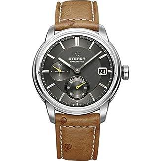 Eterna-Adventic-Herren-Armbanduhr-42mm-Armband-Leder-Automatik-7661-41-56-1352