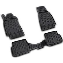 Allwetter Fußmatten für Audi A6 4F C6 Avant Kombi Limo S-Line Bj.2006-2011