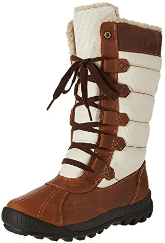 Timberland Mt Hayes_mt Hayes F/L Lace-Up Wp, Stivaletti Donna Marrone (Mocha Bisque FGMOCHA Bisque FG)