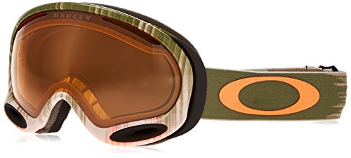 Goggle Men Oakley A-Frame 2.0 wet/dry olive orange