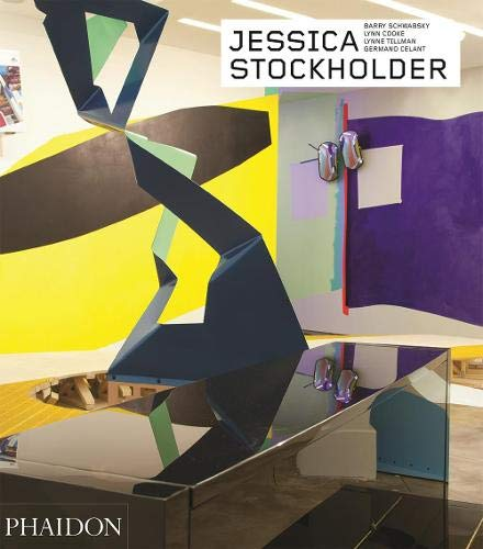 Jessica Stockholder par Germano Celant