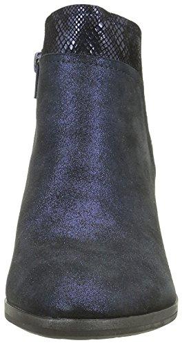 Un Matin d'Eté Damen Gadina Stiefel & Stiefeletten Blau - Bleu (Ch Cosmos/Ch Viper Nuit)