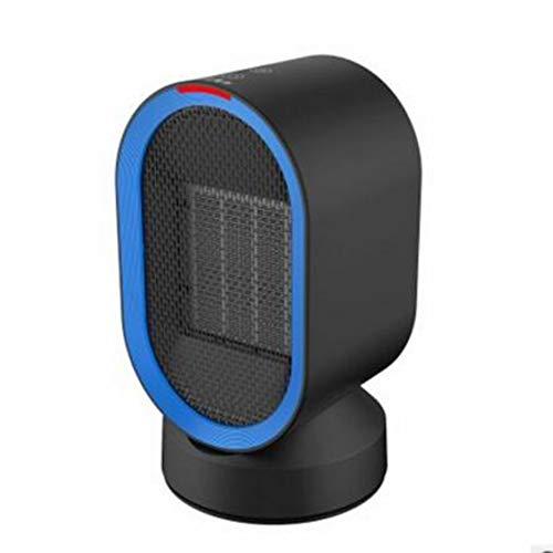 WANGYONG Mini Calefactor Eléctrico Cálido y frío ABS de Doble Uso Material ignífugo Antidumping PTC Ruido de calefacción bajo