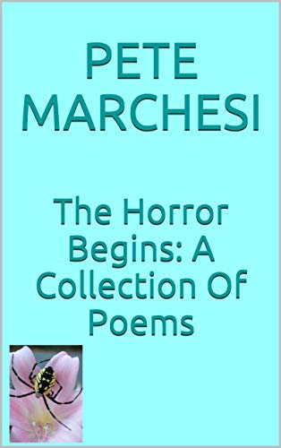 The Horror Begins:  A Collection Of Poems book cover