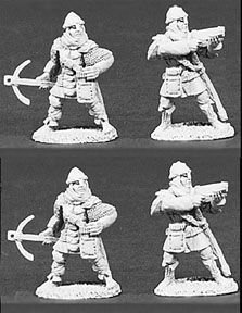 Desconocido Reaper Miniatures 06025 - Metal Miniatura (sin Pintar) Importado de Alemania