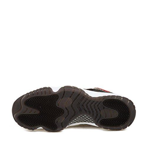 Nike Air Jordan 11 Retro Low Chaussures de basket-ball Black/Varsity Red/White