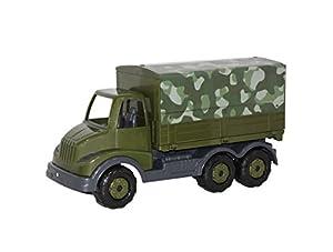 Polesie Polesie49094 Multitruck - Juguete Militar de Lona para camión