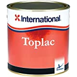International Boat High Gloss Durable Yacht Paint Toplac 750 ml Brand New (Snow White)