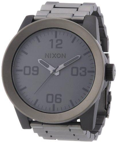nixon-herren-armbanduhr-xl-the-corporal-ss-analog-quarz-edelstahl-beschichtet-a3461062-00
