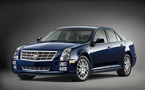 cadillac-sts-customized-39x24-inch-silk-print-poster-seda-cartel-wallpaper-great-gift
