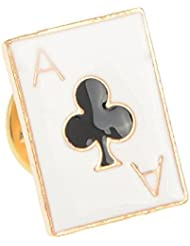 ACE Clubes de metal pin badge
