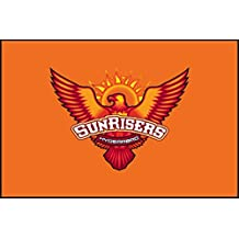 IPL Sunrisers-Hyderabad Paper FineArt Wall Poster Without Frame (12x18 Inch)