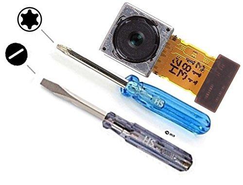 MMOBIEL Camera Posteriore Back Camera per Sony Xperia Z1 / Z1 Compact / Z2 Parte di Ricambio 20,7 MP Autofocus Flash Cam Reverse Inclusi 2X cacciaviti per Una Installazione Facile