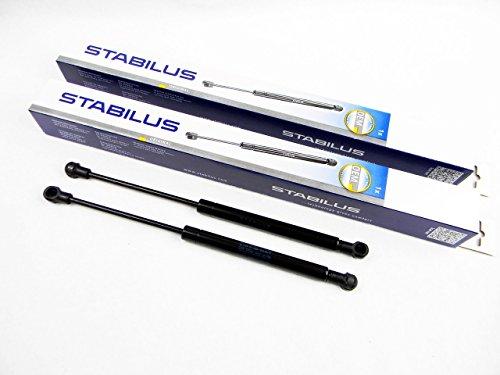 STABILUS LIFT-O-MAT Lot de 2 recharges pour SMART 450 FORTWO CITY COUPE 1617MX