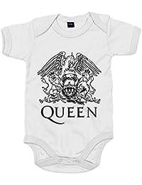 Body bebé Queen ilustración banda ...