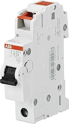 & aBB stotz s j disjoncteur automatique s 201-b 13 c 13 bis s-c 1p -253 v système pro m compact disjoncteur 4016779709422