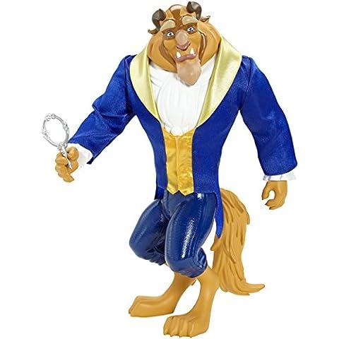 Princesas Disney - Muñeca La Bestia (Mattel CDN96)