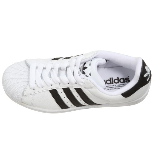 adidas - Superstar Ii, Sneaker Uomo nero/bianco
