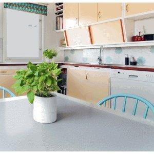 Desktex Tischschutzmatte antimikrobiell 90x150cm transparent klar