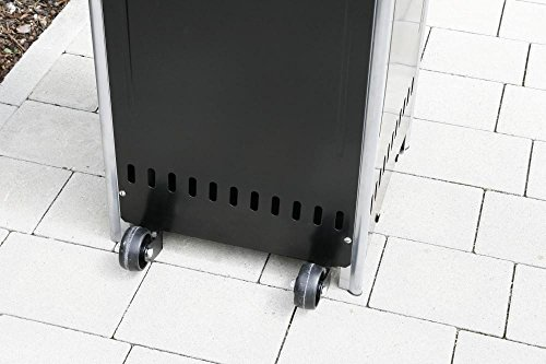 Optical Pro Terrassenheizstrahler Heizpilz / 12500 Watt - 4