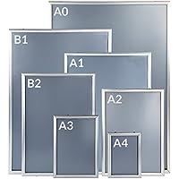 Jago de Aluminio | B2, Abre fácil | Marco para Cartel, Anuncio, Poster
