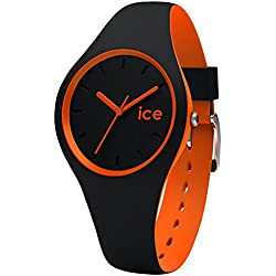 ICE DUO BLACK ORANGE Women's watches DUO.BKO.S.S.16