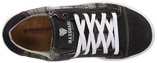Maxguard S358, Chaussures de sécurité mixte adulte Multicolore - Mehrfarbig (kariert)