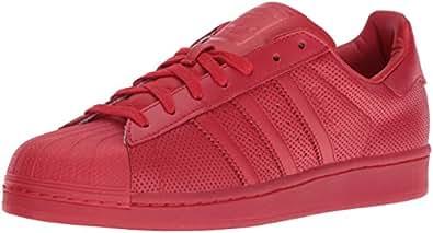 Adidas Men Superstar Adicolor Scarlet 9.5 D(M) US
