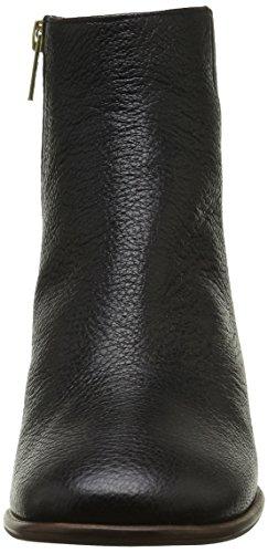 Emma Go Carter, Bottes Classiques Femme Noir (Grain Black)