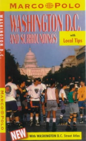 Washington (Marco Polo Travel Guides)