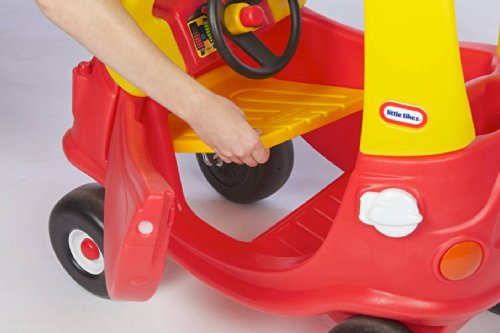 Little Tikes Classic Cozy Coupe Ride-on (Multi Colored)