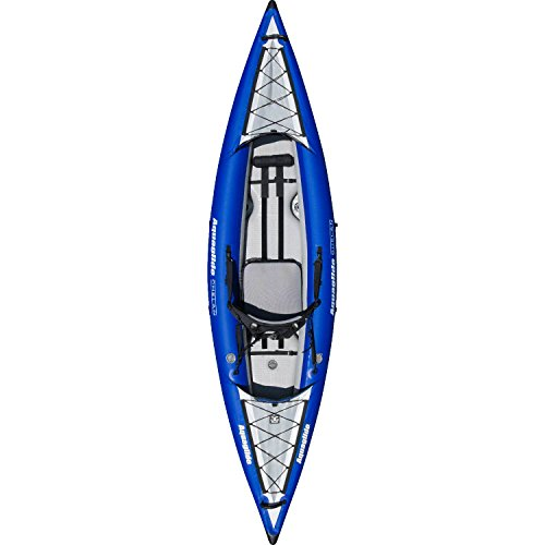 Aquaglide Manguera Boot–Kayak inflable chelan One HB canoa, 345cm x 91cm L B Aire Boot 1persona