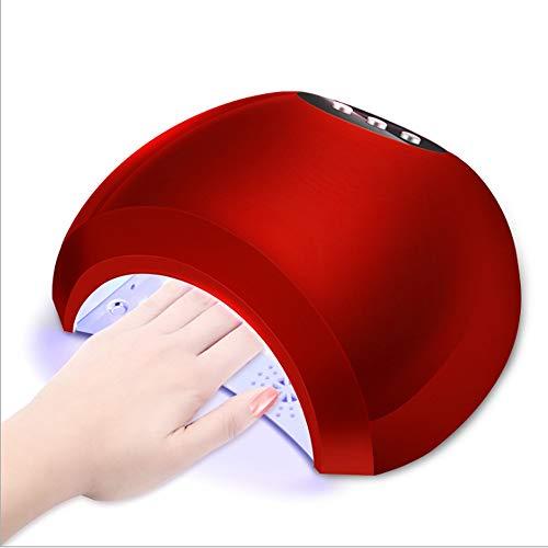 Lámpara UV curado uñas 48 vatios Secadores uñas